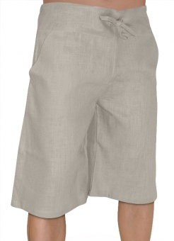 BERMUDA-SHORT  beige